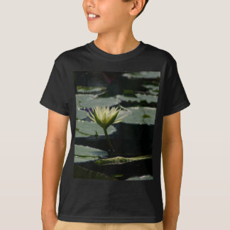 Yellow Lotus Waterlily T-Shirt
