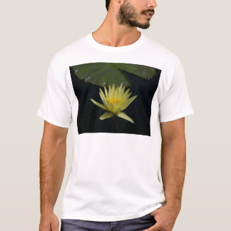 Yellow Lotus Waterlily T-Shirt