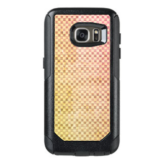 Yellow Louis Vuitton style Samsung Cases