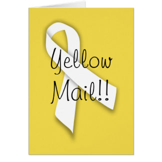 Yellow Mail SPECIAL CARD!! Card