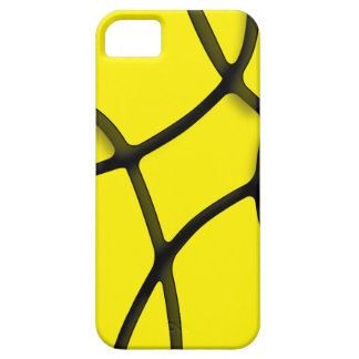 Yellow Maze iPhone SE + iPhone 5/5S, Barely There iPhone 5 Cases