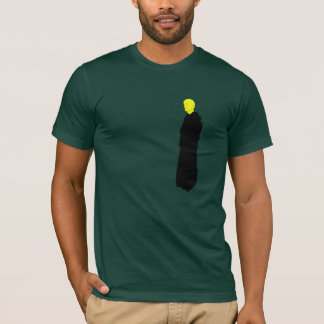 Yellow Monk witness the end T-Shirt