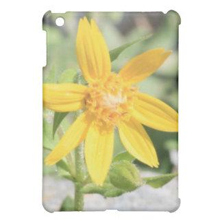 Yellow Mountain Wildflower iPad Mini Cases