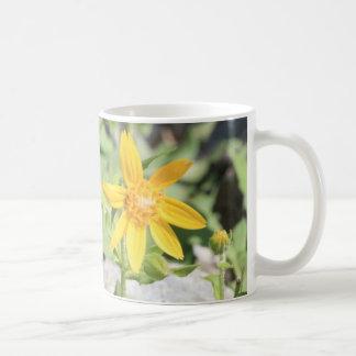 Yellow Mountain Wildflower Mug