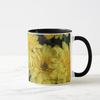 Yellow Mum Mug