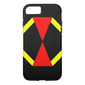 yellow octagon iPhone 7 case