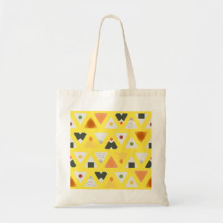 Yellow ONIGIRI Tote Bag