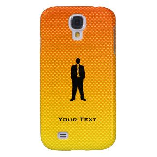 Yellow Orange Business Suit HTC Vivid / Raider 4G Cover