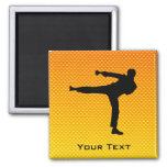 Yellow Orange Martial Arts