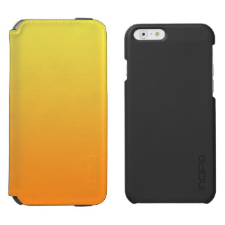 Yellow & Orange Ombre Incipio Watson™ iPhone 6 Wallet Case