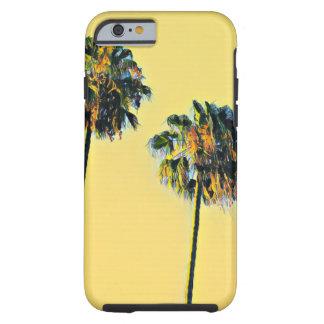 Yellow Palms Tough iPhone 6 Case
