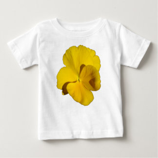 Yellow Pansy 201711f Baby T-Shirt
