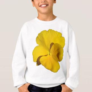 Yellow Pansy 201711f Sweatshirt
