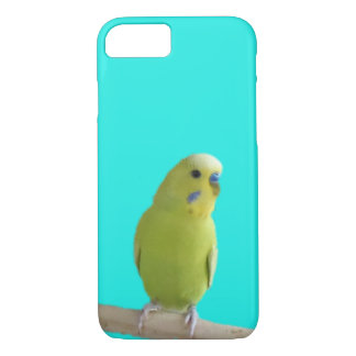 Yellow Parakeet IPhone Case