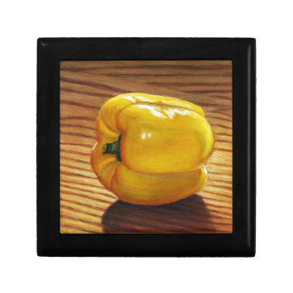 Yellow Pepper Gift Box