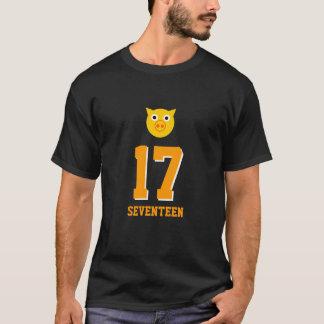 Yellow Pig T-Shirt