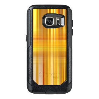 Yellow Plaid OtterBox Samsung Galaxy S7 Case