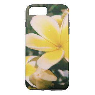 Yellow Plumeria iPhone 8 Plus/7 Plus Case