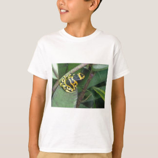 Yellow Poison Dart Arrow Frog T-Shirt