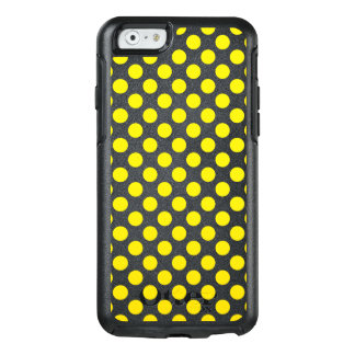 Yellow Polka Dots OtterBox iPhone 6/6s Case