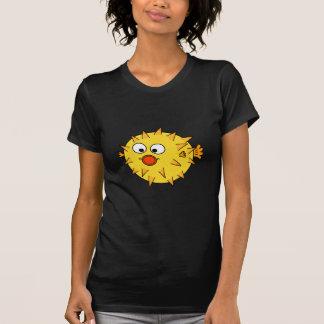 Yellow Puffer Fish T-Shirt