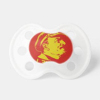 Yellow & Red Lenin Communist Artwork Dummy