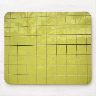 Yellow Reflection Mouse Pad