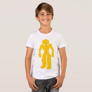 """Yellow Robot"" T-Shirt"