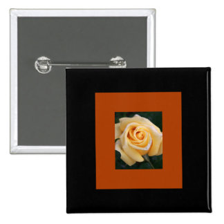 Yellow Rose Beauty Pins