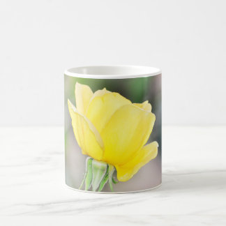 Yellow Rose Classic Coffee Cup