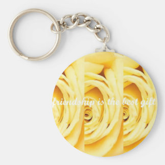 Yellow Rose Collection Keychain by Ahsek Novel