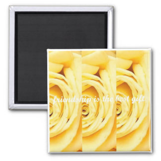 Yellow Rose Collection Magnet by Ahsek Novel
