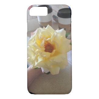 Yellow Rose Flower Phone Case