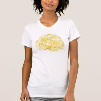 Yellow Rose Flower  T-Shirt
