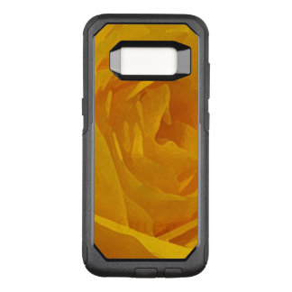 Yellow Rose Flowers OtterBox Galaxy S8 Case