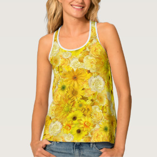 Yellow Rose Friendship Bouquet Gerbera Daisy Singlet