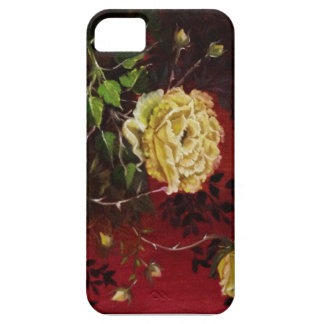 Yellow Rose iPhone 5/5S Cover