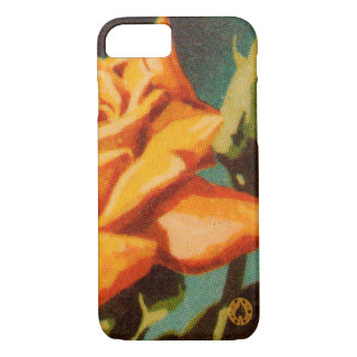 Yellow Rose iPhone 7 Case