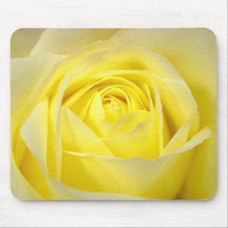 Yellow Rose Mousepads