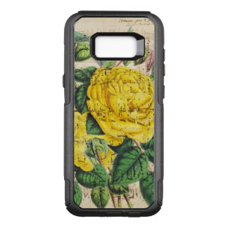 Yellow Rose Music OtterBox Commuter Samsung Galaxy S8+ Case