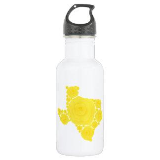 Yellow Rose of Texas 532 Ml Water Bottle