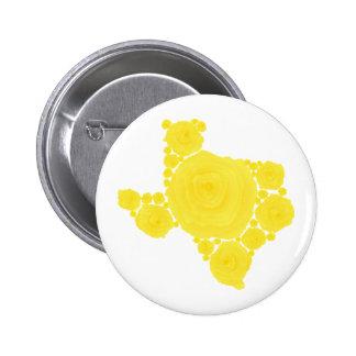 Yellow Rose of Texas Pinback Button