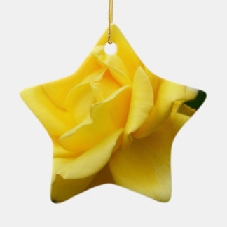 Yellow Rose of Texas Ornaments