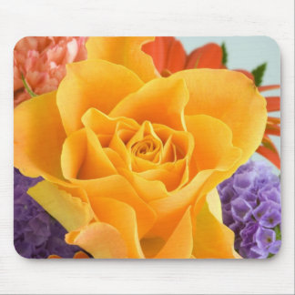 """Yellow Rose Of Texas"" Mousepad"
