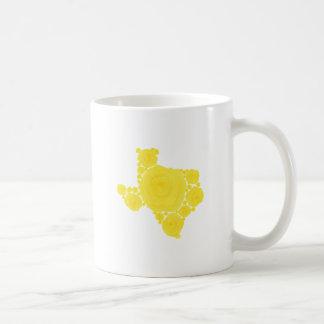 Yellow Rose of Texas Mugs