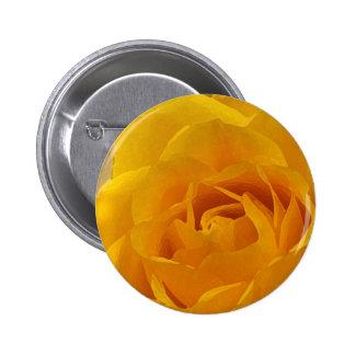 Yellow Rose Petals Pins