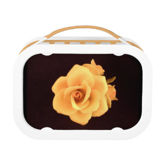 Yellow Rose ... Westerfield  Yubo Lunch Box