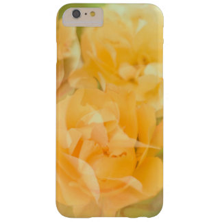 Yellow roses barely there iPhone 6 plus case