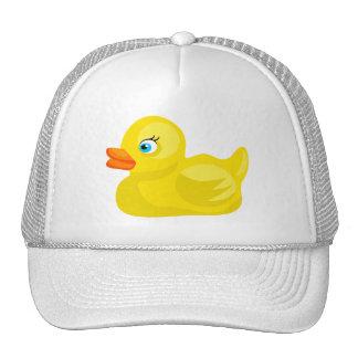 Yellow Rubber Duck Trucker Hat