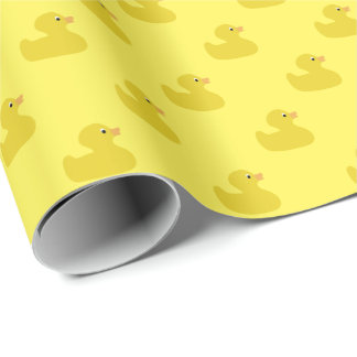 Yellow Rubber Ducky | Any Color Background